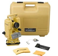 Total Station Theodolite DT 200