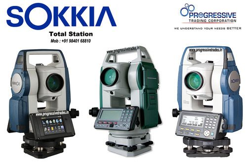 sokkia-total-station