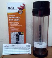 neta rain gauge