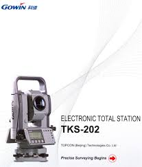 total station gowin 3
