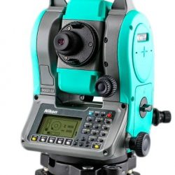 Total Station Nikon Nivo 2M Plus 1
