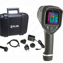 Thermal camera flir E4