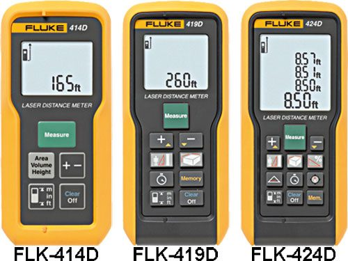 Fluke-Laser-Distance 414D