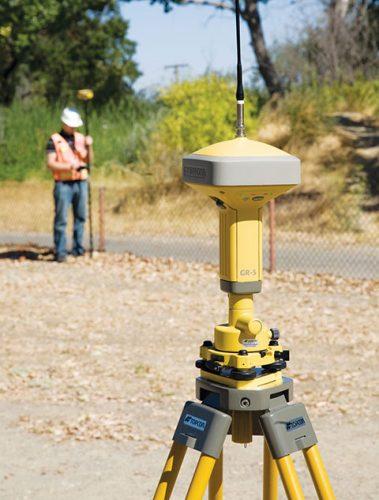 Geodetik Topcon GR5 GNSS RTK & Static