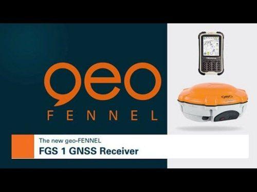 GPS Geodetik GEO-FENNEL