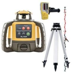 Topcon_Rotating_Laser_Level_RL_H5A_WITH_LS80