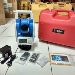 JUAL TOTAL STATION TITAN TTS2 -082119696710