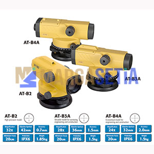 Jual Automatic Level -Waterpass Topcon AT-B4A