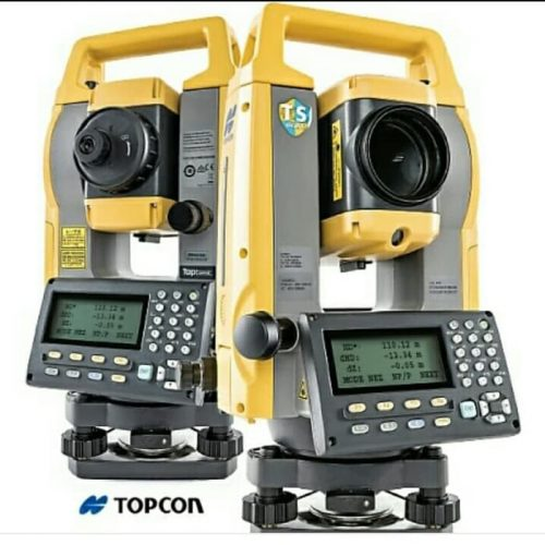 Jual Topcon GM-55 Total Station, call 082112325856